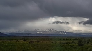 Hekla, one of Iceland's most active volcanoes, due to blow any day now!